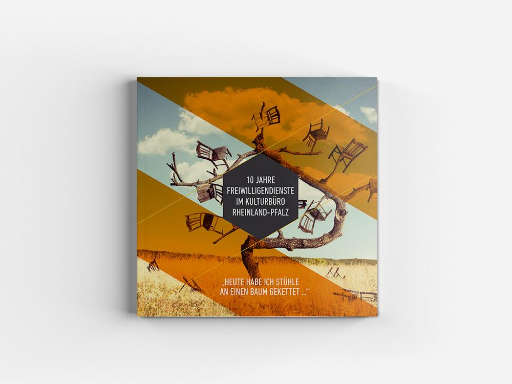 "Kulturbüro RLP Festschrift ""10 Jahre FSJ"""
