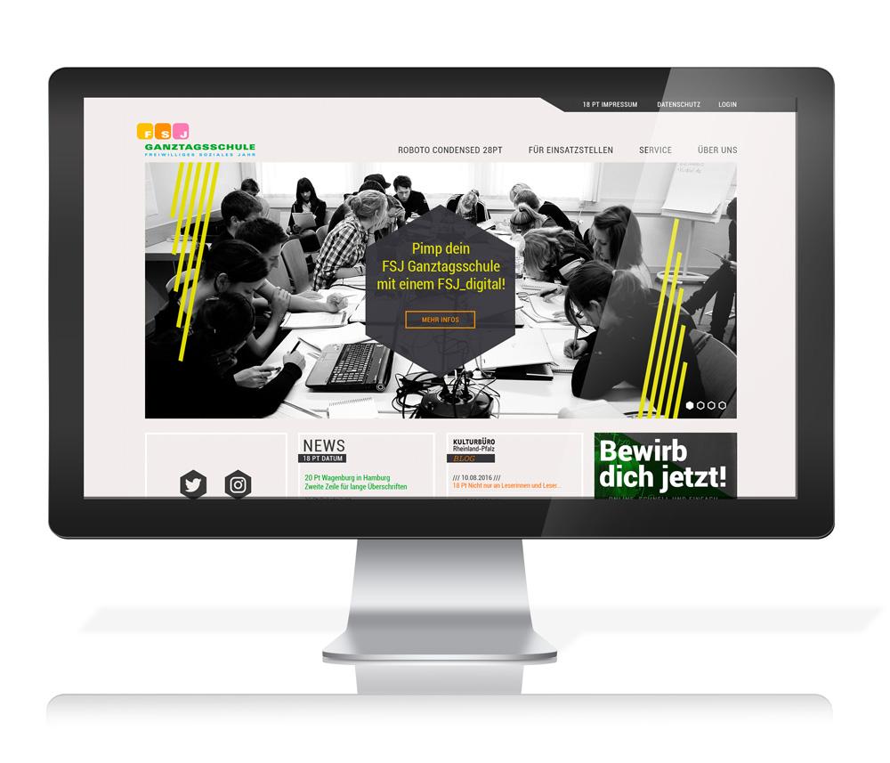 Kulturbüro RLP Webseite FSJ Ganztagsschule
