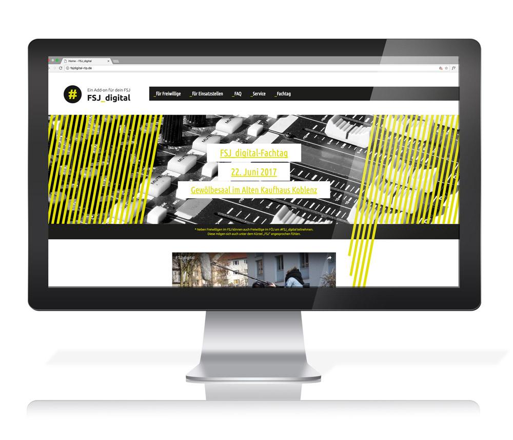 Webseite FSJ_digital